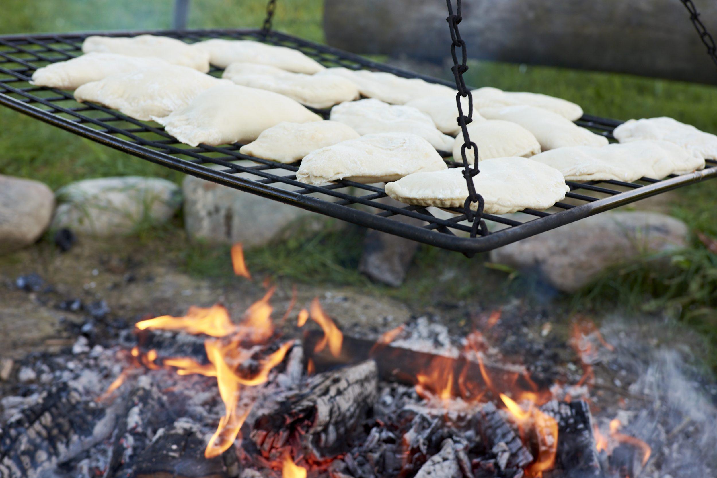 Draußen kochen – Draußen sein 3. Juli 2020